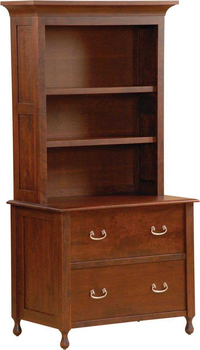 Grafton Lateral File Bookcase