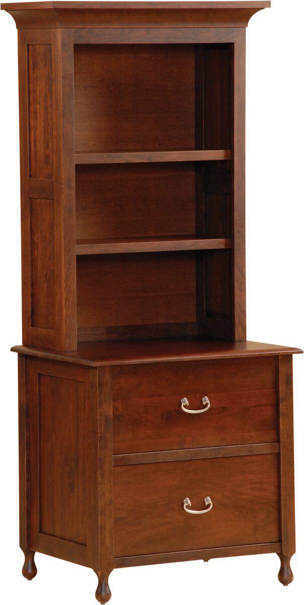 Grafton Narrow File Bookcase