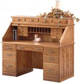 Postmaster's Roll Top Desk