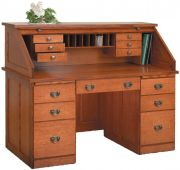 Rancher's Roll Top Desk