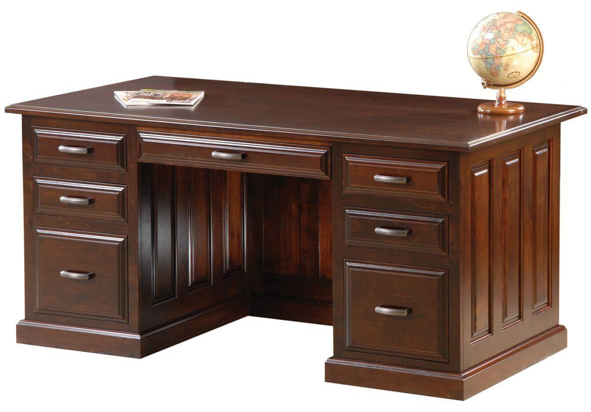Wallace Executive Desk
