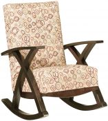 Brookhaven Upholstered Rocker