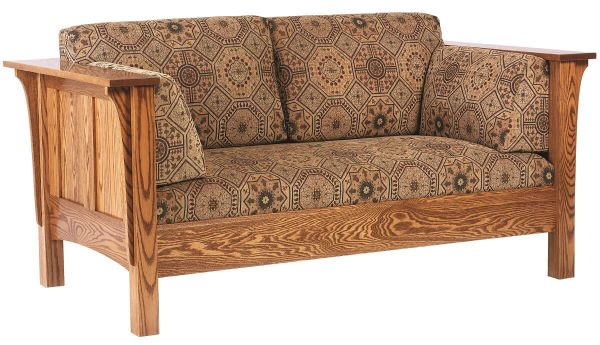 Cottage Loveseat