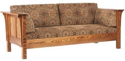 colonial cottage living room set countryside amish furniture. Black Bedroom Furniture Sets. Home Design Ideas