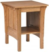 Colonial Cottage End Table