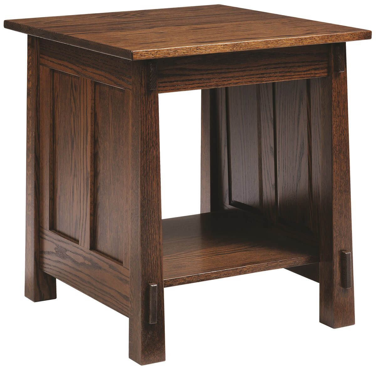 Lake Meade Open End Table