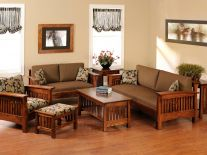 Amish Living Room Furniture Sets - Countryside Amish Furniture