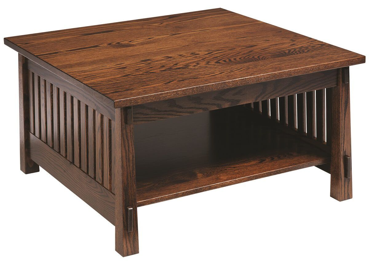 Lake Meade Square Coffee Table