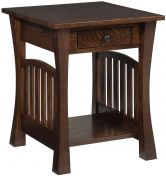 Orono End Table with Drawer