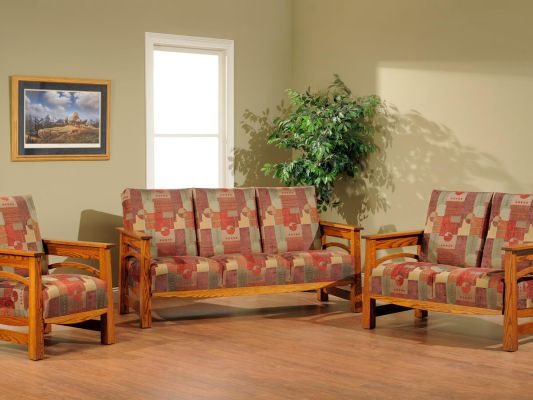 Arts and Crafts Living Room Furniture