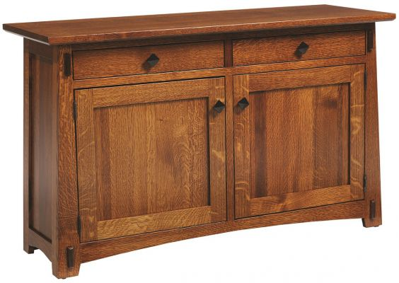 Woodley Road Console Table Countryside Amish Furniture