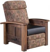 Casselberry Reclaimed Recliner