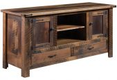 El Dorado Reclaimed 2-Door TV Stand