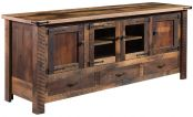 El Dorado Reclaimed 4-Door TV Stand