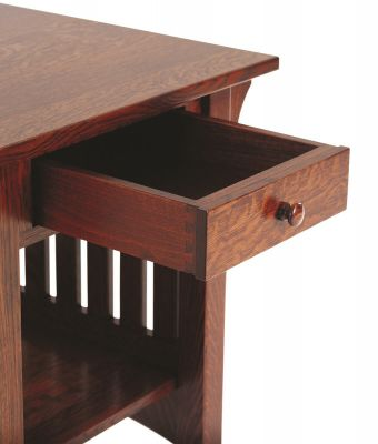 Dovetailed Drawer