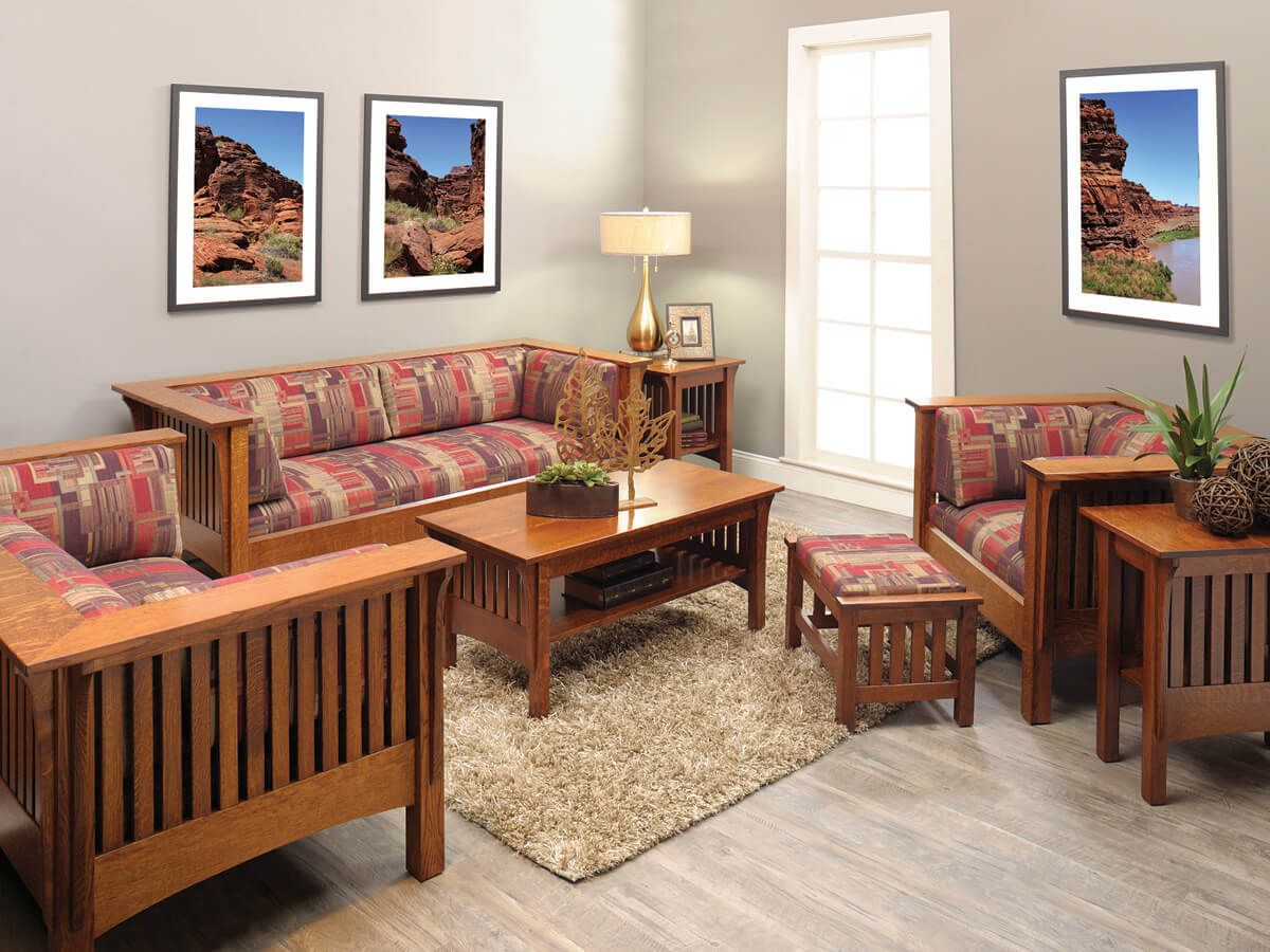Sandy Creek Living Room Collection