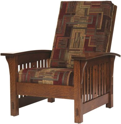 Mission Amish Made Chair