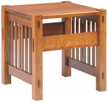 Sandy Creek Mission End Table