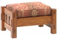 Sandy Creek Mission Ottoman