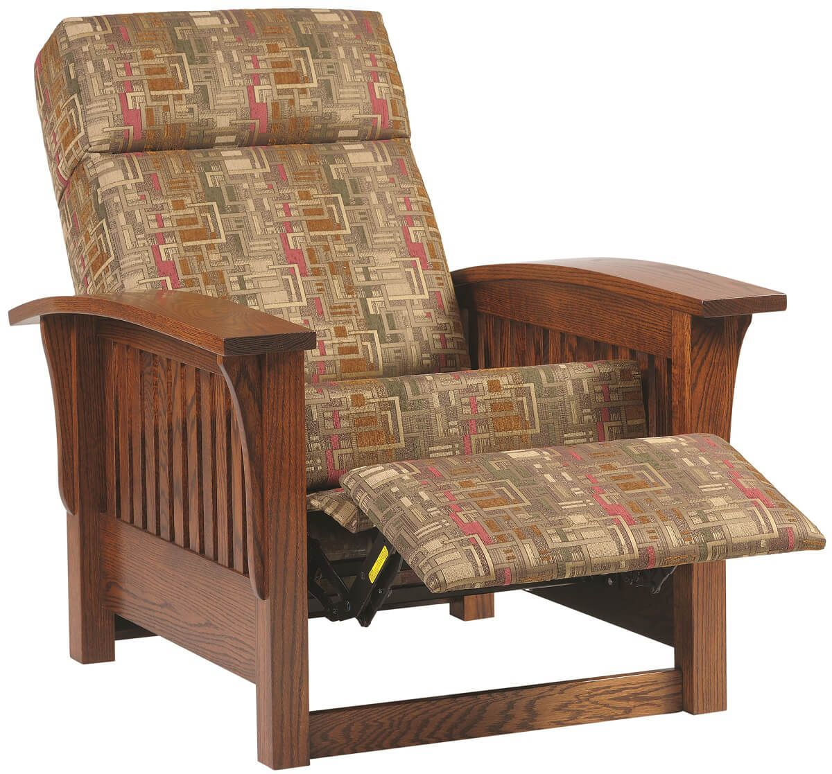 Sandy Creek Recliner Opened