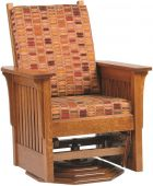 Sandy Creek Swivel Glider