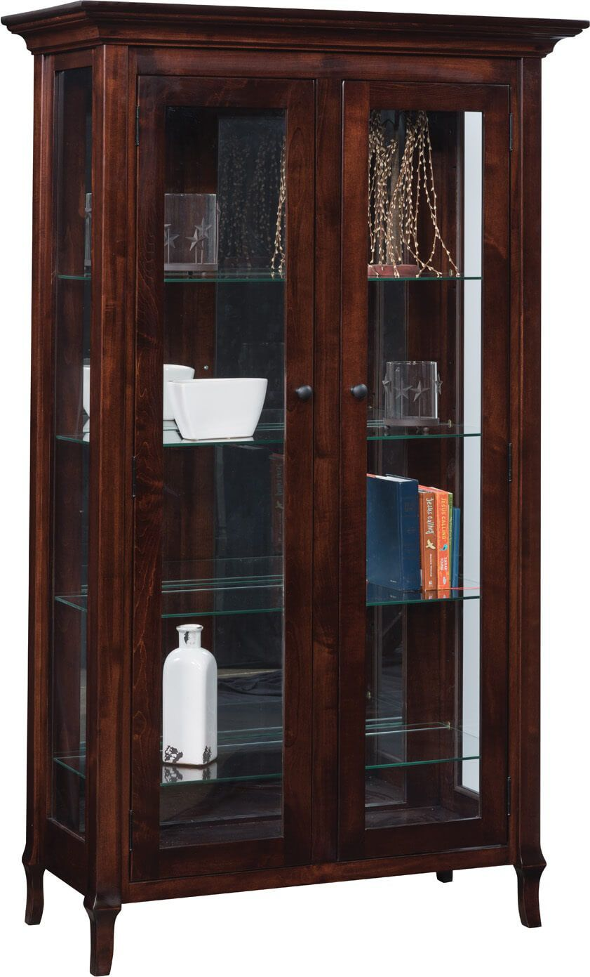 Big Valley Display Cabinet