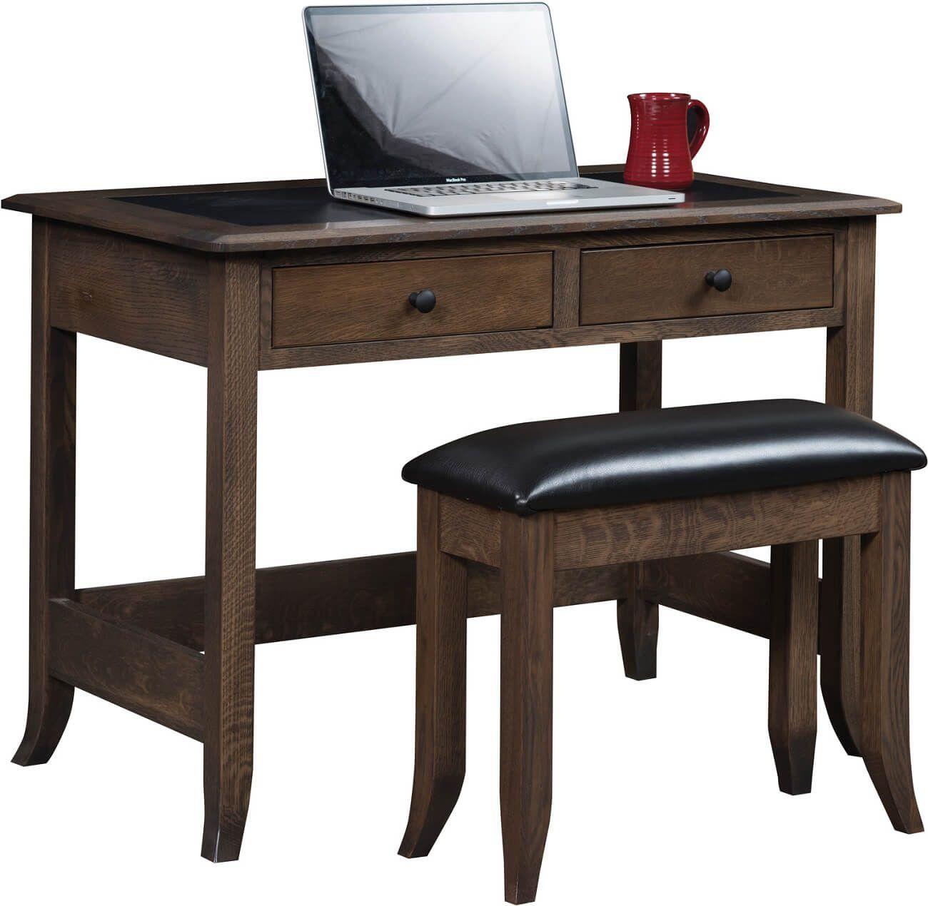 Ansley Writing Desk and Bench