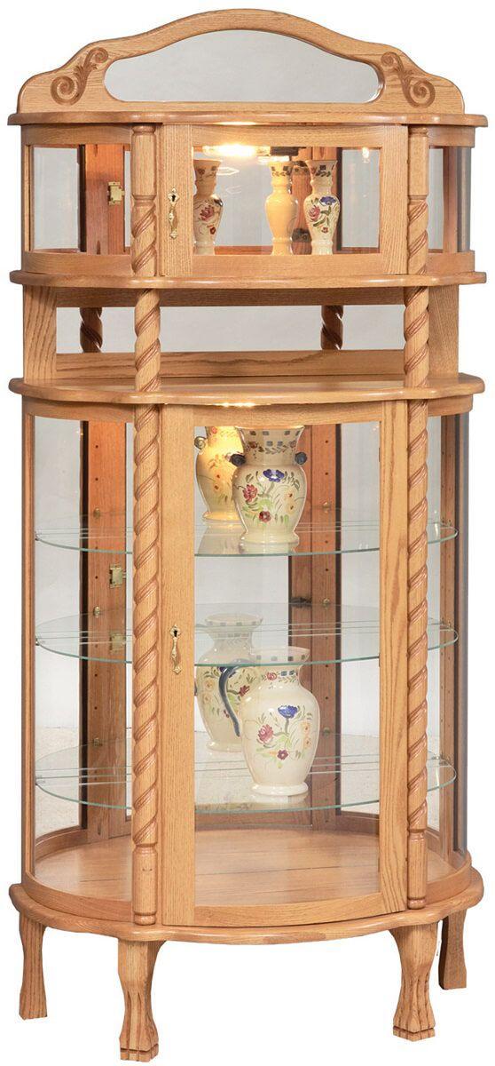Alcazar Curio Cabinet
