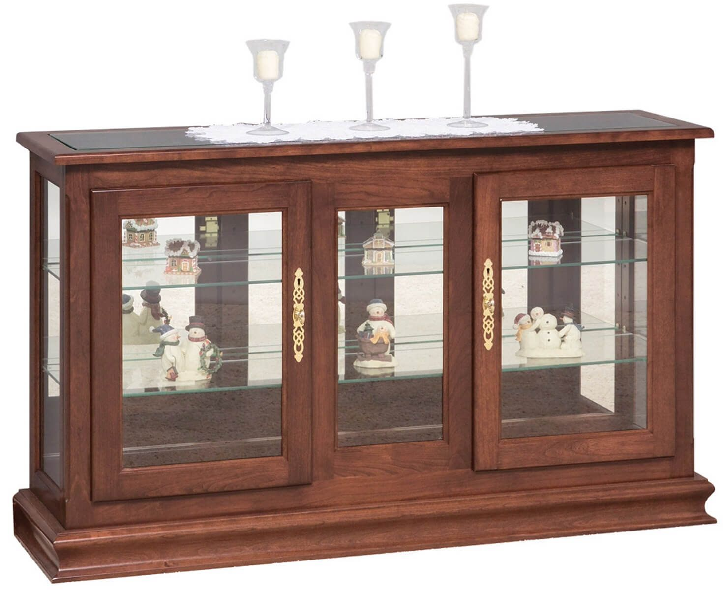 Brunswick Display Cabinet