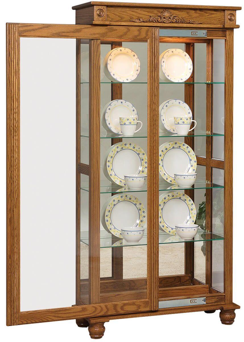 Classic Curio Cabinet