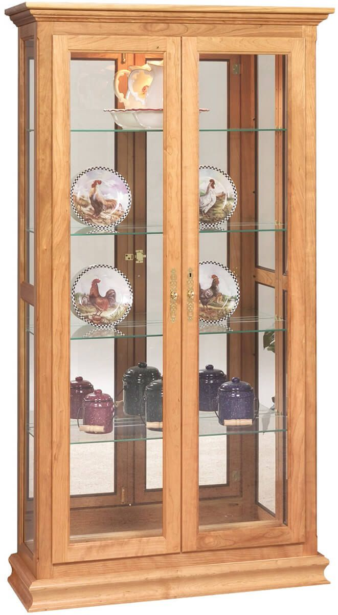 Country Living Curio Cabinet