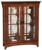Escondido Double Door Curio