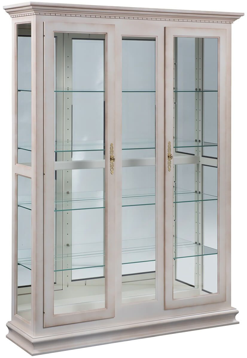 Fairbanks Curio Cabinet