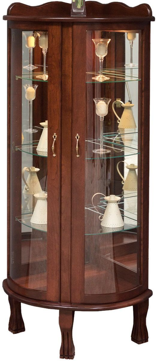 Gallery Curio Cabinet