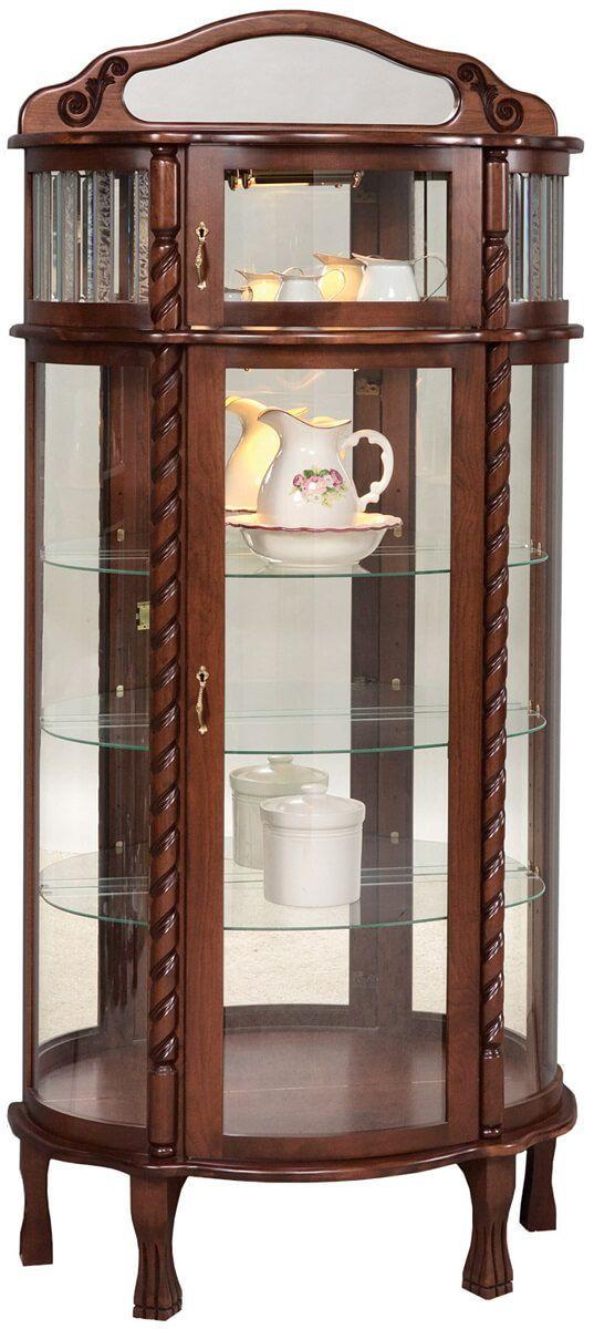 Glasgow Curio Cabinet