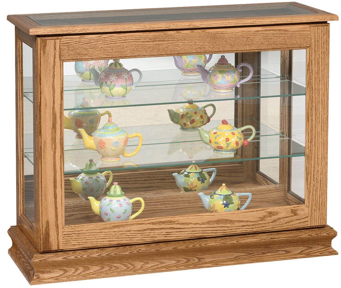 Metropolitan Curio Cabinet