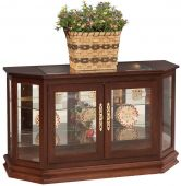 Monticello Display Cabinet