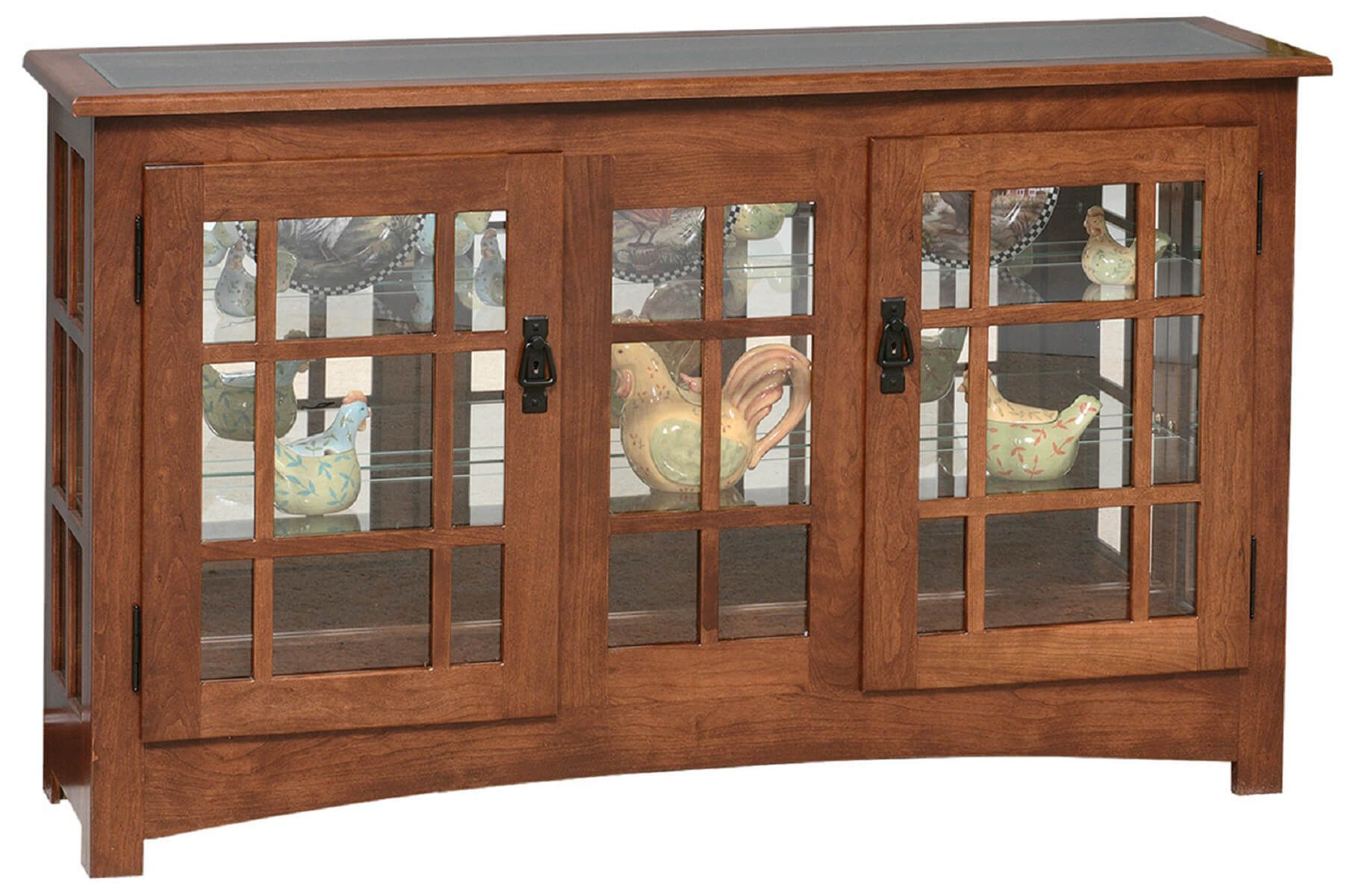 Newton Large Curio Cabinet