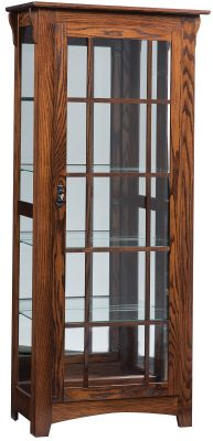 Santa Cruz Display Cabinet