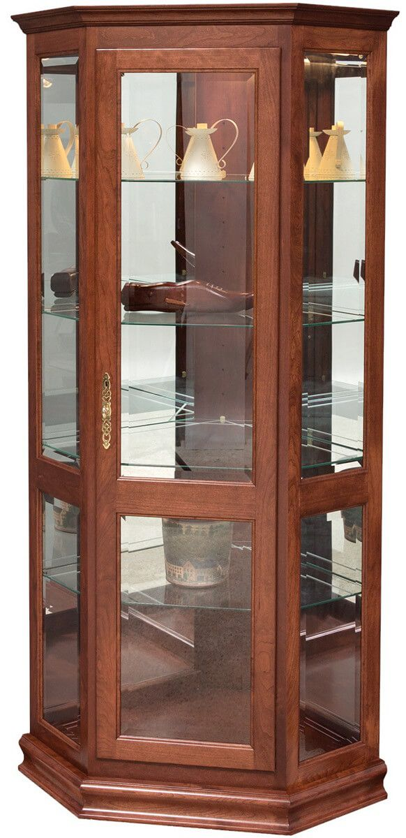 State Hermitage Curio Cabinet