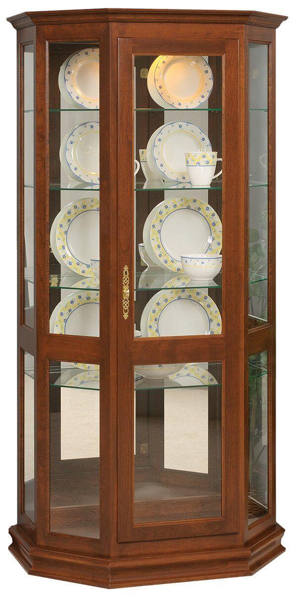 Wilmington Curio Cabinet