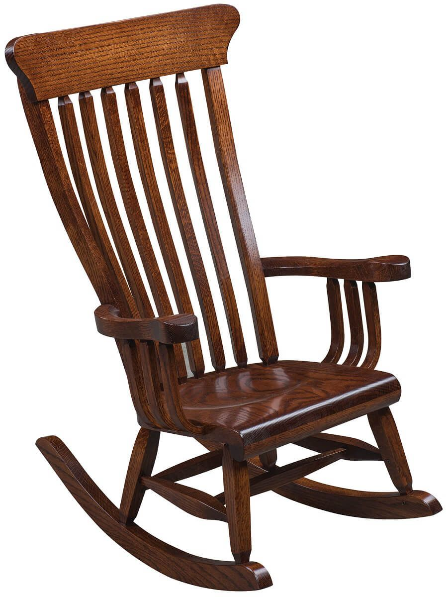 Benson Child Sized Rocking Chair Countryside Amish Furniture