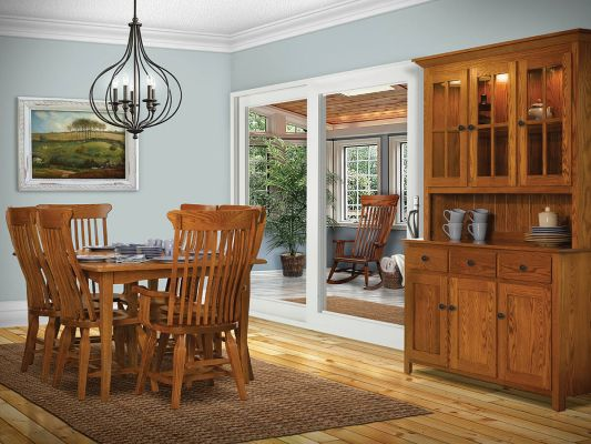 Benson Amish Furniture Collection