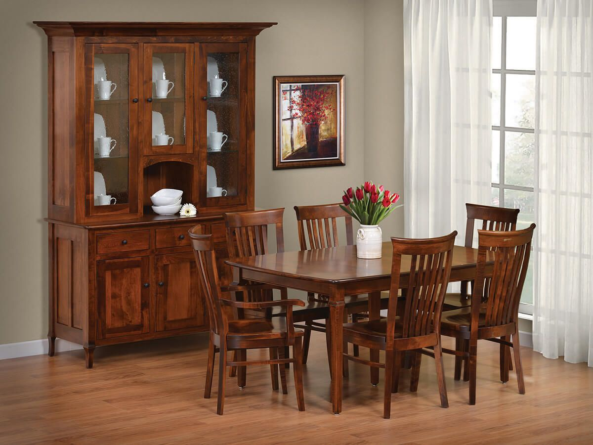 Big Valley Dining Collection