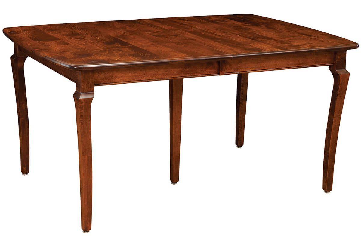 Big Valley Leg Table