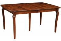 Big Valley Leg Table