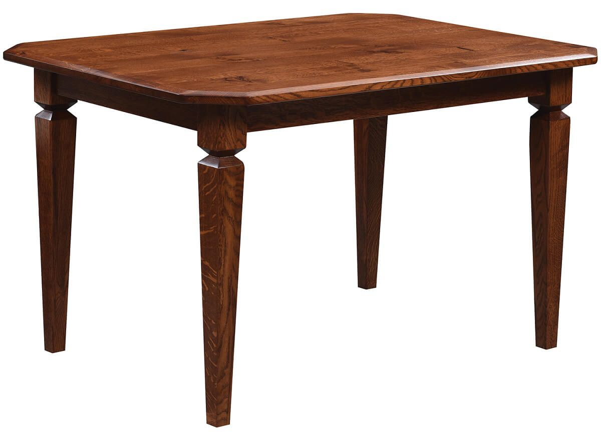 Joel  36 x 48 Dining Table