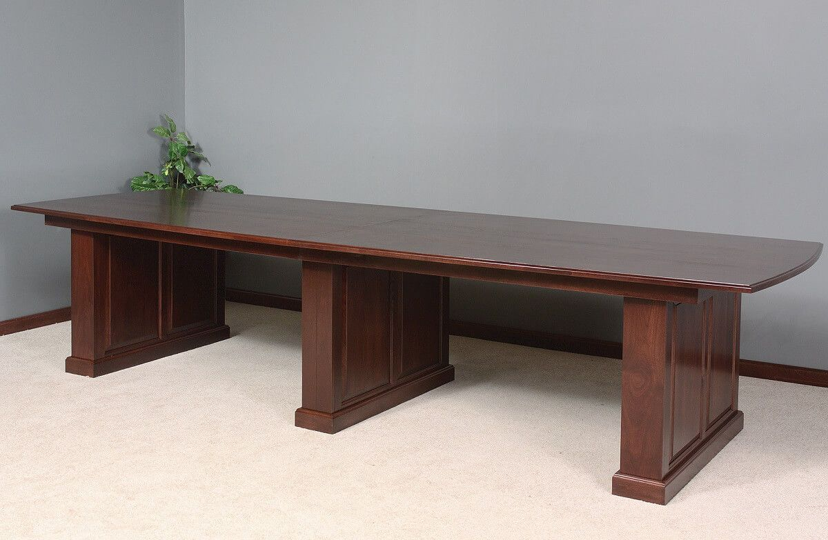 Amish Conference Room Table