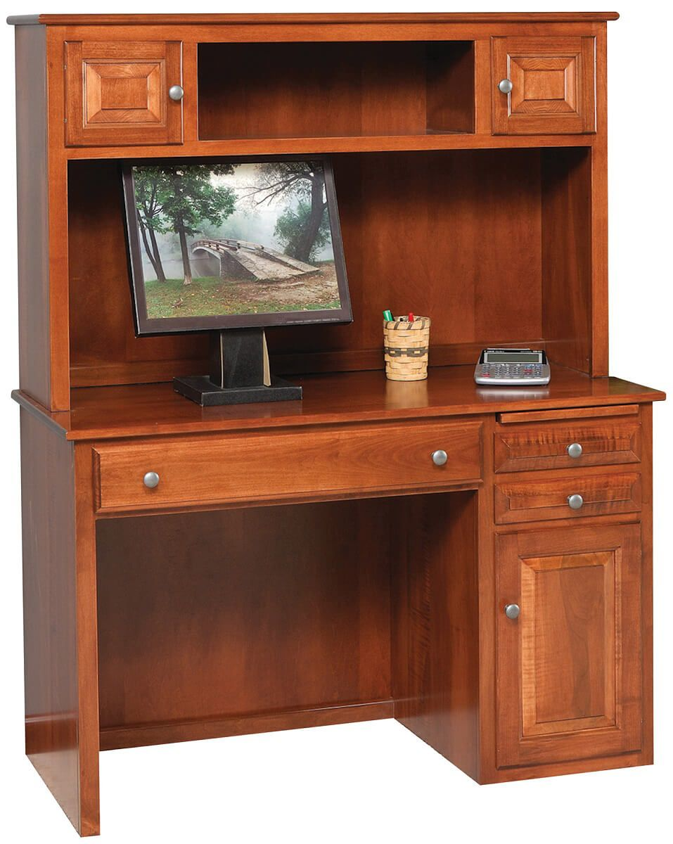 Otger Student Desk with Hutch
