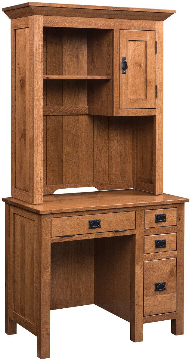 Sheldon Student Hutch Desk